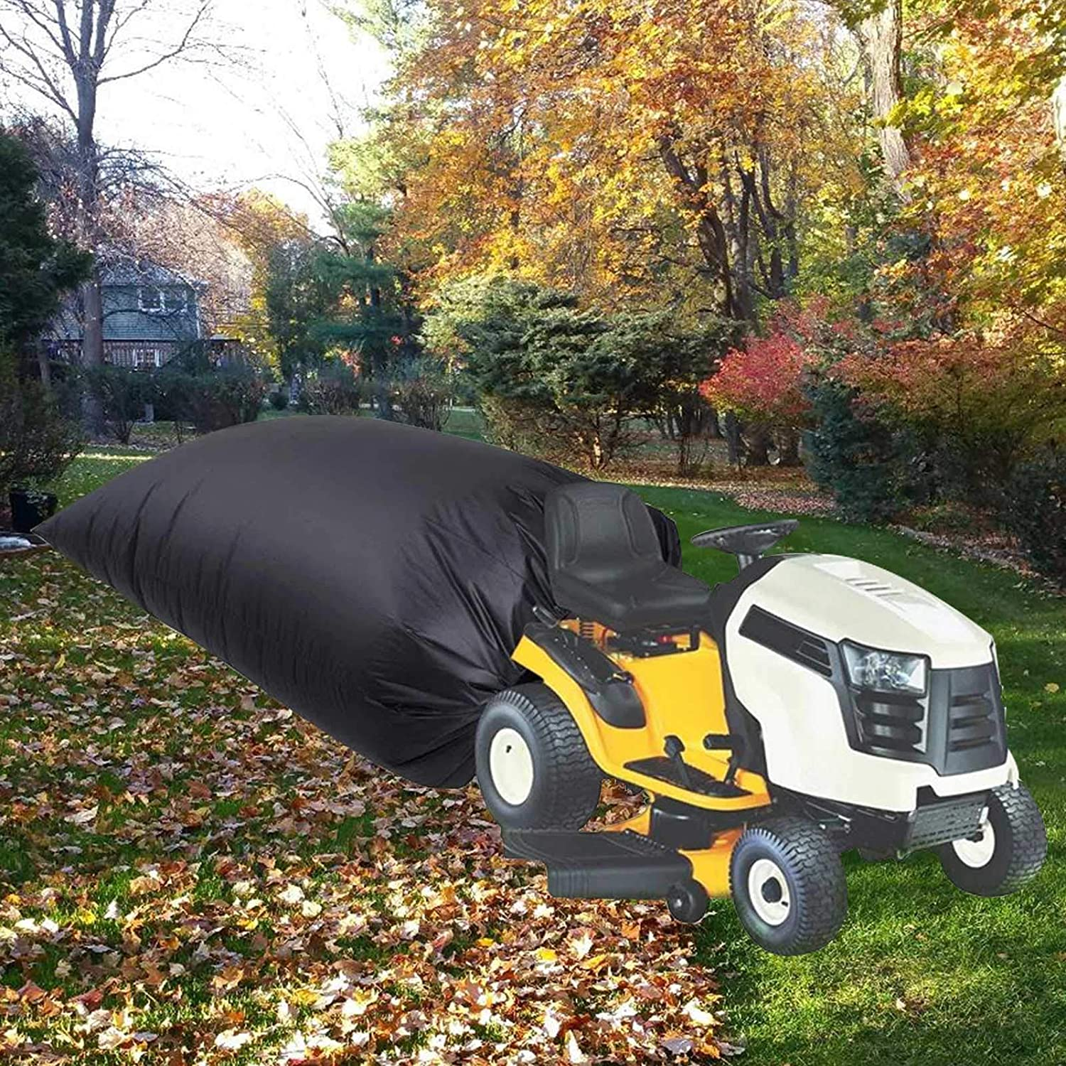 I-GIFT 54 Cubic Feet Extra Large Lawn H Tractor Reuable special price Leaf Bag Sales for sale