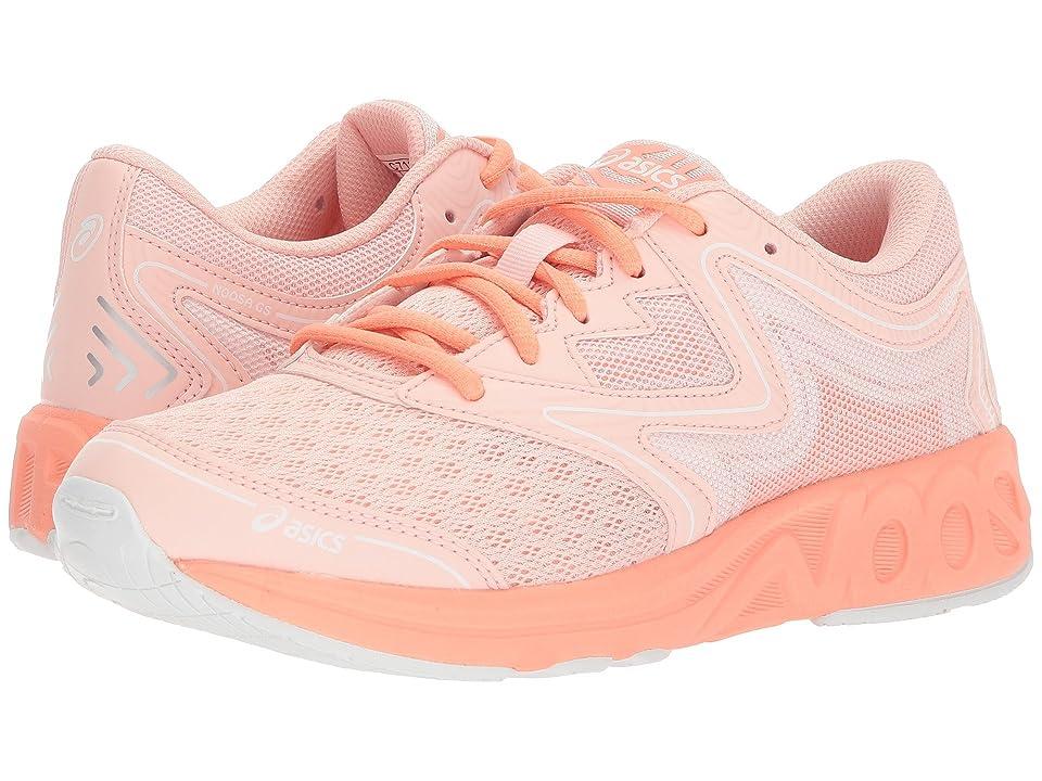 ASICS Kids Noosa GS (Big Kid) (Seashell Pink/Begonia Pink/White) Girls Shoes
