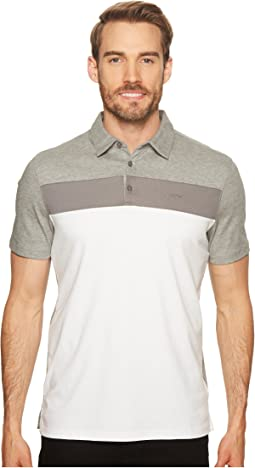 Calvin Klein Color Blocked Polo