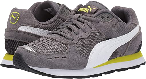Castlerock/PUMA White/Nrgy Yellow