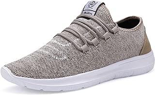 Men's Running Shoes Lightweight Mesh Casual Shoes Fashion Sneakers Walking Shoes