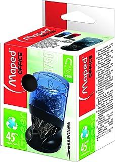 colore: nero 70 x 70 mm in plastica 01-Porta-graffette magnetico Arlac a Boy 2000 211