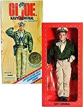 G.I. Joe World War II Navy Admiral (Caucasian Version) Limited Edition World War II 1996 50th Anniversary Commemorative Edition 12 Inch Action Figure