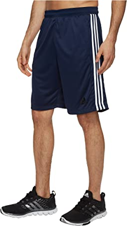 Designed-2-Move 3-Stripes Shorts
