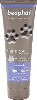 Premium Shampoo Welpentraum | Sensitives Welpenshampoo | Fellpflege für Welpen | Welpenshampoo mit Duft | pH neutral | 250 ml