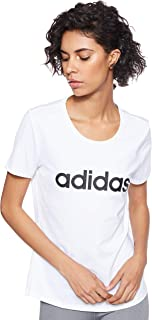 adidas Womens W D2M LO TEE T-SHIRTS
