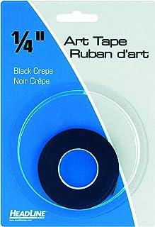 شريط رسم فني 73041، أسود، عرض 1.4 سم، طول 81.4 سم