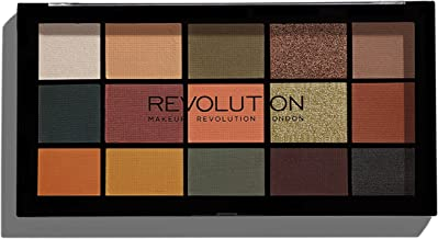 Makeup Revolution Re-loaded Eyeshadow Palette Iconic Division Paleta 15 cieni do powiek