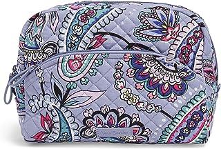 Vera Bradley Iconic Large Cosmetic Case, Signature Cotton
