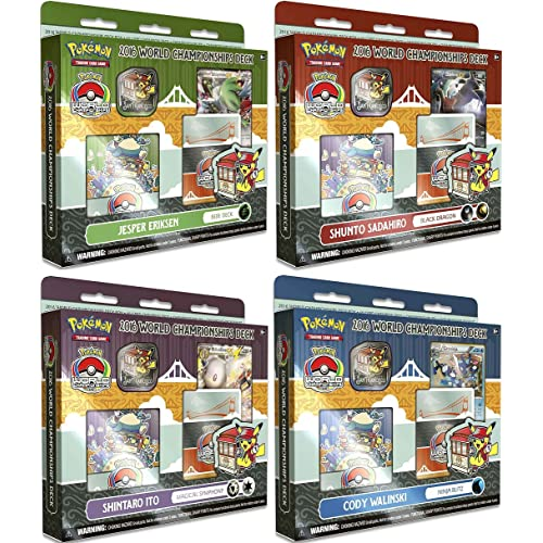 Pokemon Championship Deck: Amazon com