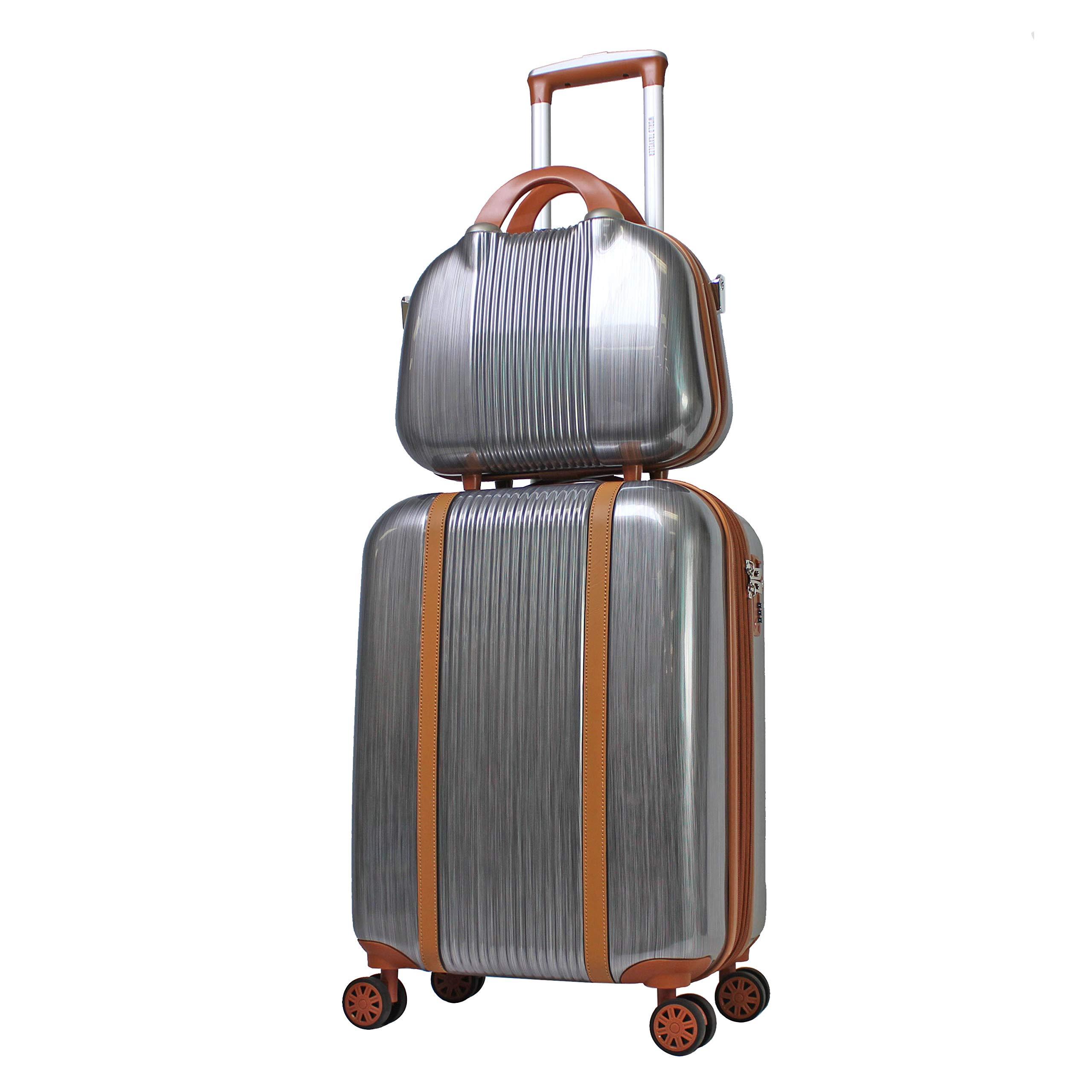 World Traveler Classique Lightweight Set Silver