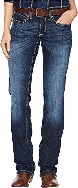 R.E.A.L.™ Straight Ella Jeans in Willow