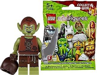 レゴ(LEGO) ミニフィギュア シリーズ13 ゴブリン 未開封品|LEGO Minifigures Series14 Goblin 【71008-5】