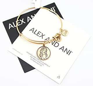 Alex and Ani Disney Princess Snow White Charm Bangle Bracelet