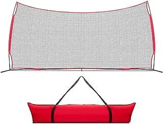 Lacrosse Scoop Sports Barrier Net 20x10 Feet