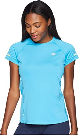 NB Ice 2.0 Short Sleeve Top