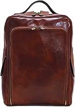 Floto Milano Italian Leather Backpack Knapsack Satchel Men's or Women's Bag