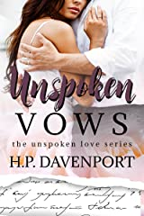 Unspoken Vows: Friends-to-Lovers Romance (The Unspoken Love Series Book 3) Kindle Edition