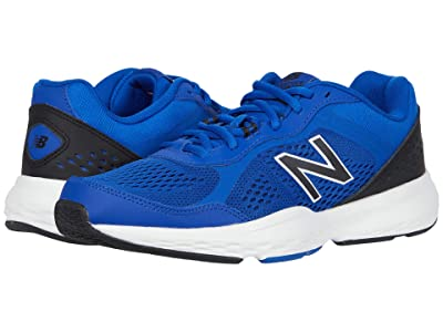 New Balance 517v2 (Team Royal/Techtonic Blue/Black) Men