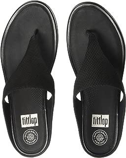 Womens Banda Suede Snake Embossed Slide Sandals