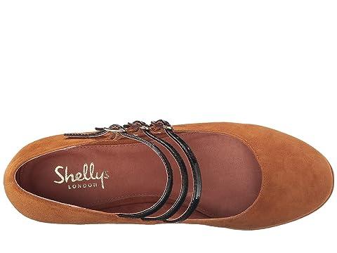 Shellys London Wakefield Black