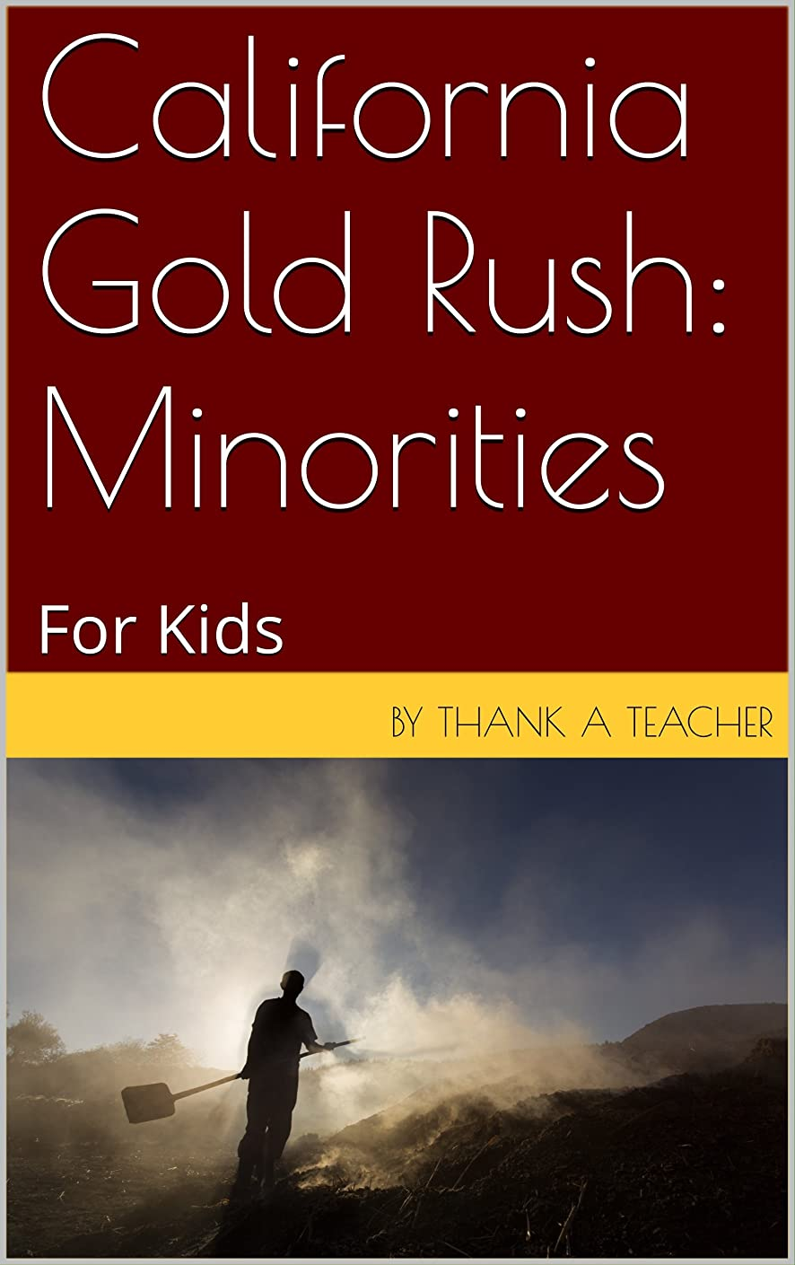 California Gold Rush: Minorities: For Kids (English Edition)