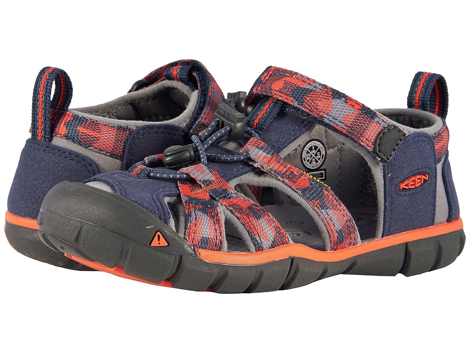 Keen Kids Seacamp II CNX (Little Kid/Big Kid)Atmospheric grades have affordable shoes