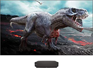 Hisense 100-Inch Class L5 Series 4K UHD Android Smart Laser TV with HDR (100L5F, 2020 Model)
