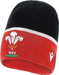 Macron Welsh Rugby Union ® WRU fanartikel beanie · volwassenen