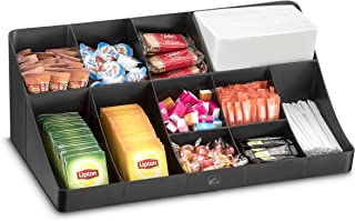 CEP Organiser with 11 Compartments, Black