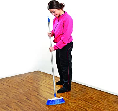 Kleeno by Cello Standee Broom Brush Blue and White