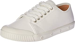 Spring Court Men's G2N-5001 Leather Trainers, White