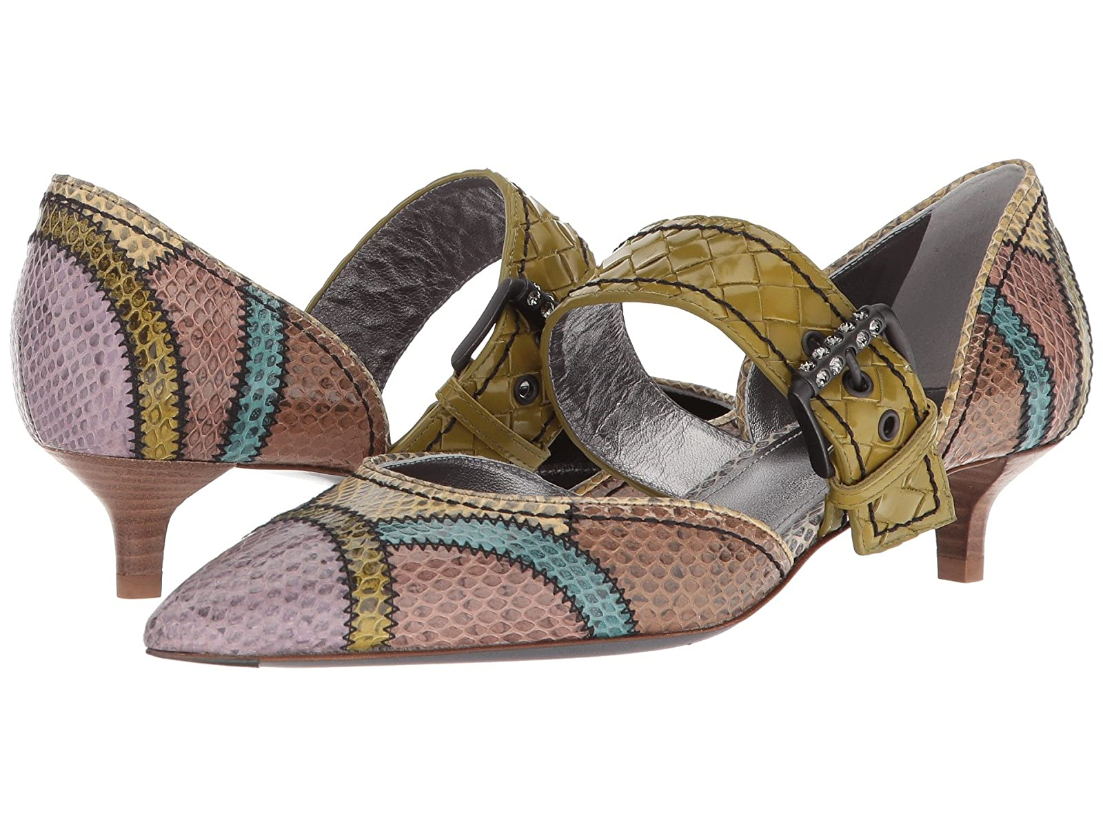 Bottega Veneta Buckle Dorsey 3.5cm PumpAtmospheric grades have affordable shoes