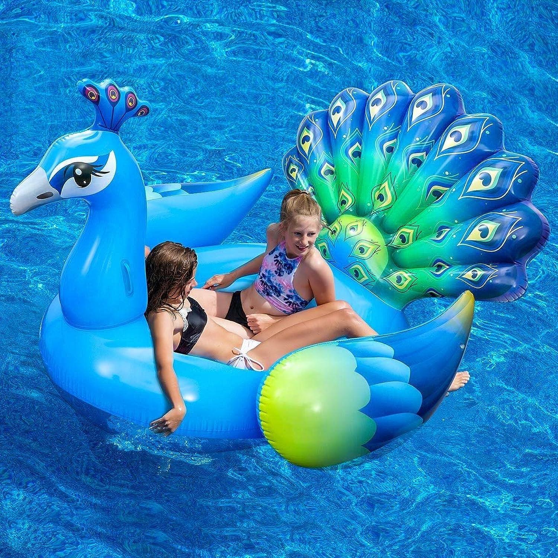 CUPWING Riesiges aufblasbares Sich hin- und herbewegendes Schwimmbett des Reihenschwimmbades, Sich hin- und herbewegender Schwimmer der Matratze des Schwimmbades und Spielwaren der Kinder