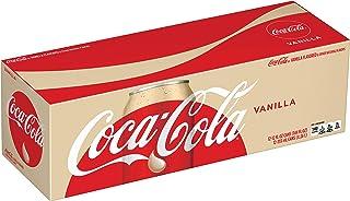 Coca Cola Refresco con gas, Sabor Vainilla - Paquete de 12 x 355 ml - Total: 4260 ml
