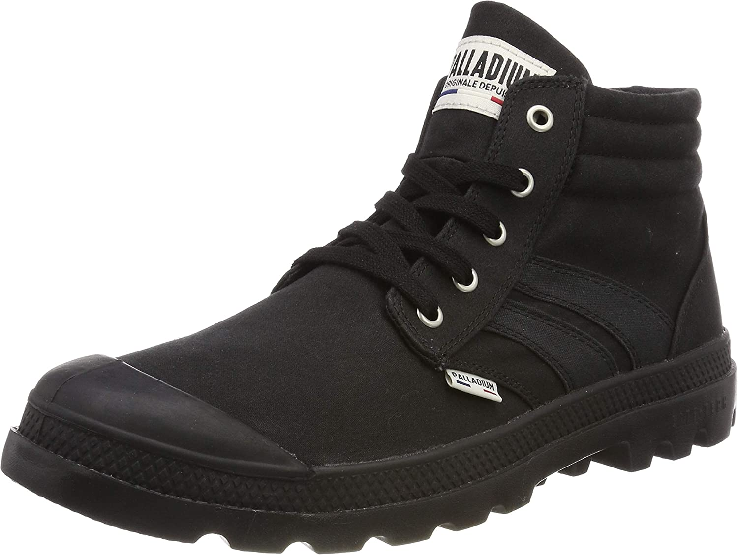 Palladium Unisex Adults' Retro Lt Sy U Hi-Top Trainers