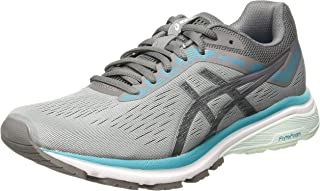 Asics GT-1000 7 D [1012A029-020] Women Running Shoes Grey/Turquoise / 26.5 cm