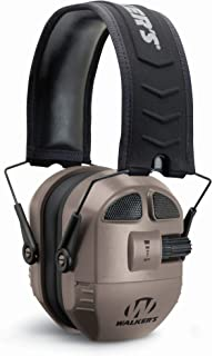 Walker's Ultimate Alpha Quad 360 Electronic Earmuffs (NRR 26dB)