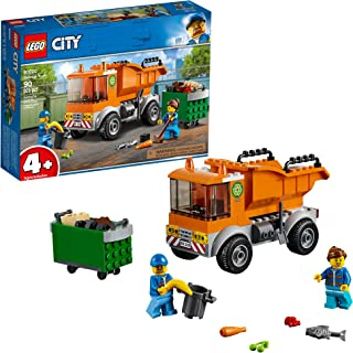 LEGO City Great Vehicles Garbage Truck 60220 Building...