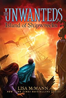 Island of Shipwrecks (The Unwanteds Book 5)