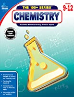 Carson Dellosa | The 100+ Series Chemistry Workbook | Grades 9–12, Printable