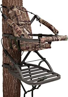 Summit Viper SD Climbing Tree Stand, Aluminum Construction, Concealed, Silent, Comfortable, and Safe (choose style)