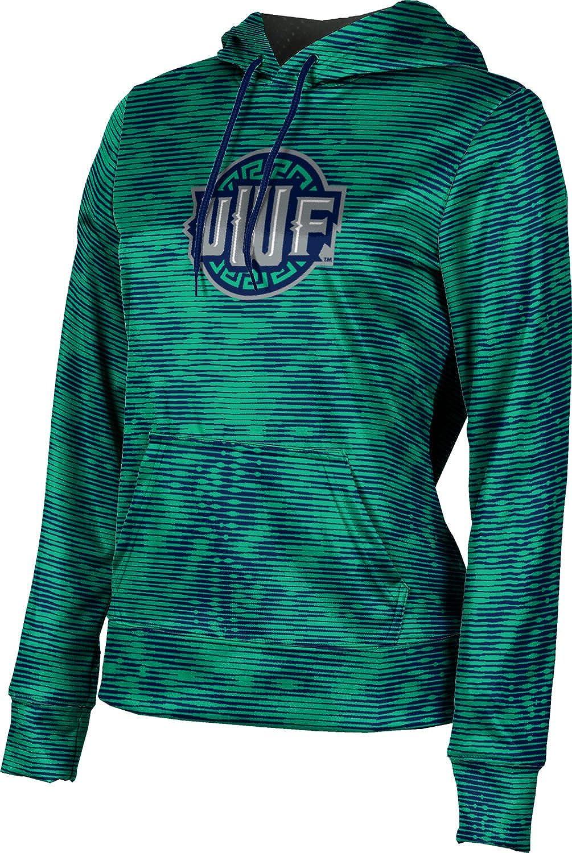 ProSphere University of West Florida Girls' Pullover Hoodie, School Spirit Sweatshirt (Velocity)