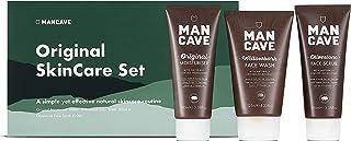 ManCave Originals Gift Set - 3 Key SkinCare Essentials