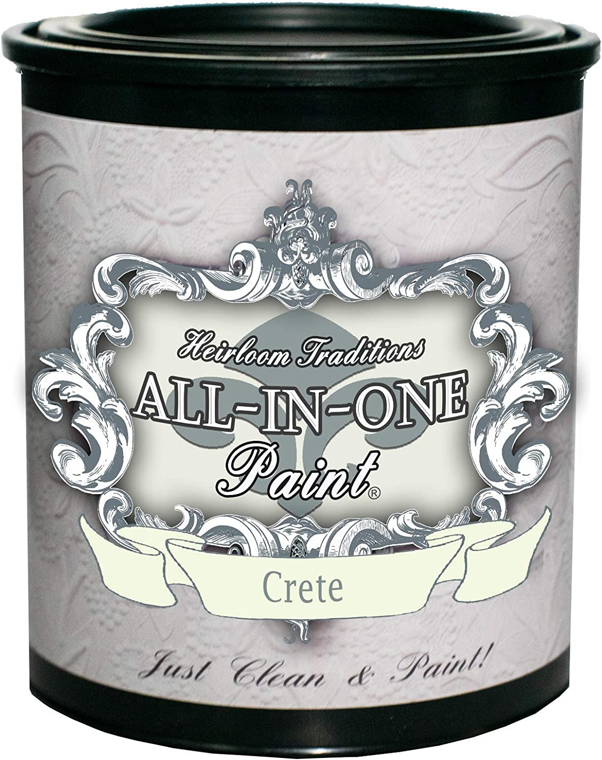 Crete, Finish-All-in-One Paint (NO WAX!) (32oz Quart)
