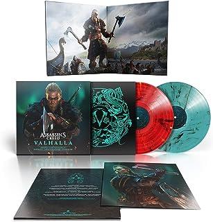Assassins Creed Valhalla - Jesper Kyd Sarah Schackner And Einar Selvik (Colored Vinyl, Green)