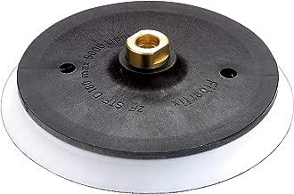 Festool 203347/ST-STF D150//Mj2-m8-h-ht Fusion-tec Patin de pon/çage en acier gris Lot de 2/pi/èces