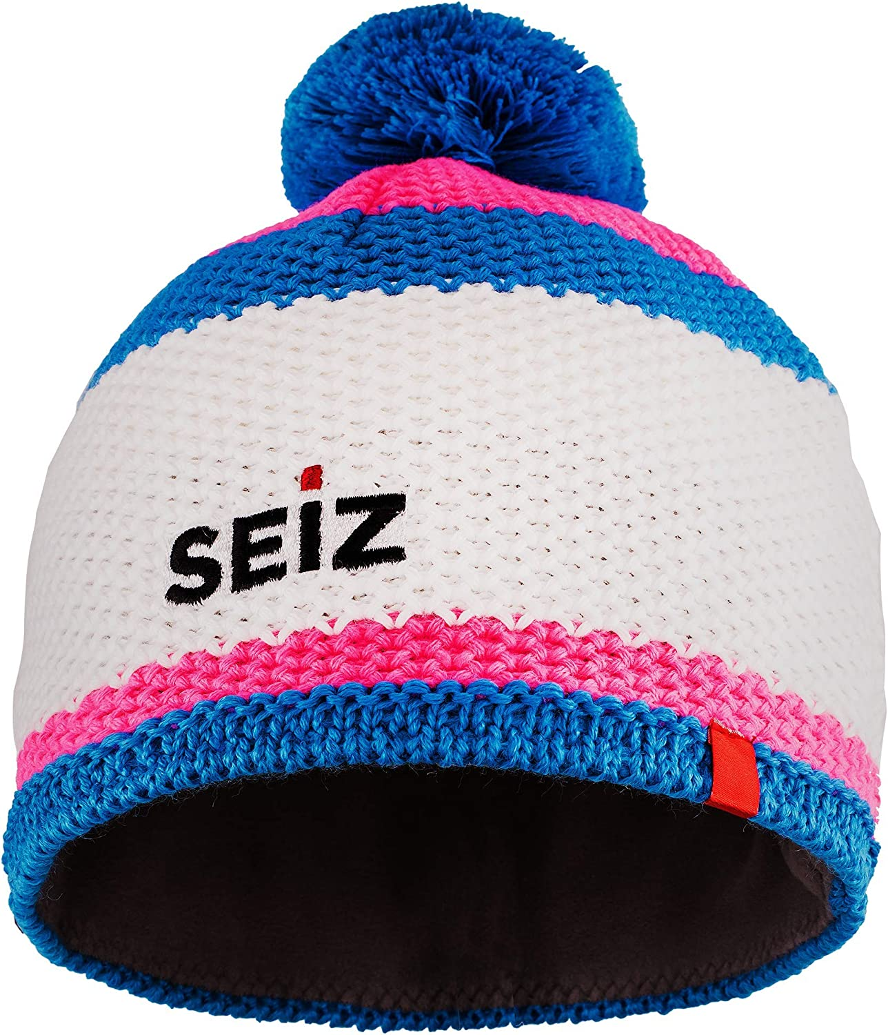 Tampa Mall SEiZ Unisex – Max 80% OFF Adults' Knitted Ws Fu MBL Beanie