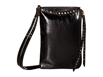 Hobo Moxie (Black) Cross Body Handbags