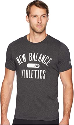 Athletics Heathertech Tee